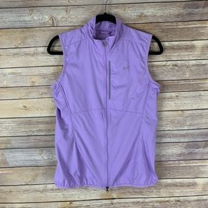 Nike Women's Size S Lavender Purple Dri Fit